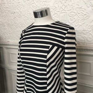 Michael Kors Dresses - NWT Michael Kors Striped Dress Sz 2P